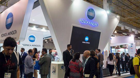 Konica Minolta lança AccurioPRESS C2070P no Brasil dentro da ExpoPrint Digital