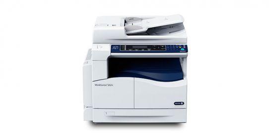Xerox traz ao mercado brasileiro a multifuncional monocromática WorkCentre 5024
