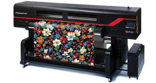 Alphaprint anuncia parceria no setor têxtil com a d.gen