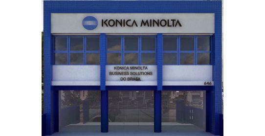 Filiais da Região Sul são incorporadas à estrutura da Konica Minolta