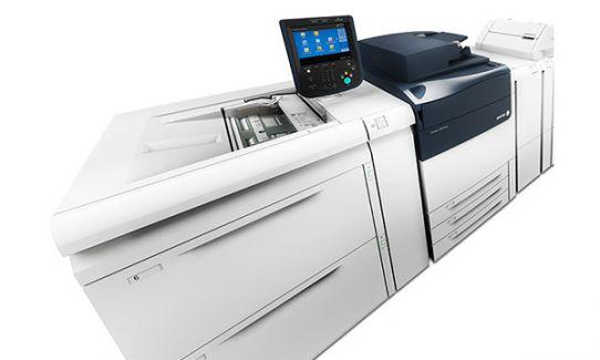 Xerox atualiza a linha de impressoras Versant com três novas soluções