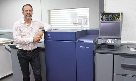 Power Graphics abre novas frentes em impressão digital com Konica Minolta