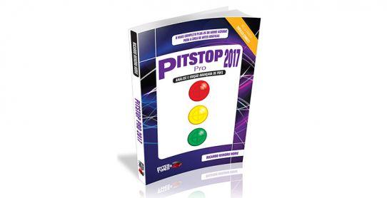 Especialista lança livro sobre novo PitStop Pro 2017