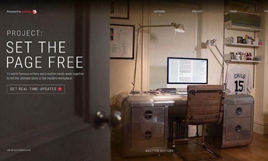 Xerox e autores de renome criam projeto de livro colaborativo
