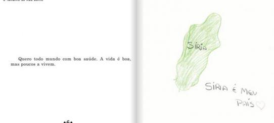 Crianças refugiadas no Brasil publicam seus primeiros livros contando suas histórias e sonhos