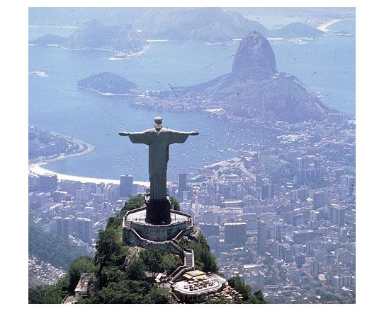Brasil é 6ª economia mundial